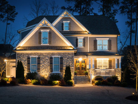 The Benefits of Landscape Lighting for your New Jersey Home