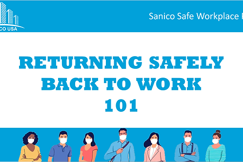 Back To Work Safety Guide After COVID-19