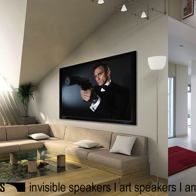 New Jersey Crestron Home And invisiblle speakers NJ