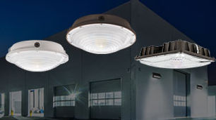 NYC Distributor Outdoor Commercial Surface Mount Fixtures
