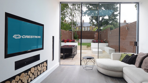 Crestron Home Automation With Voice Control