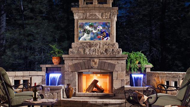 Outdoor TV Installation Ideas Manalapan