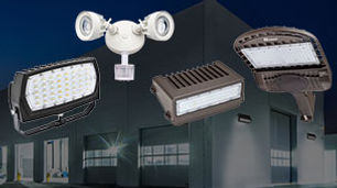NYC Supply For Large Area Commercial Outdoor Lighting
