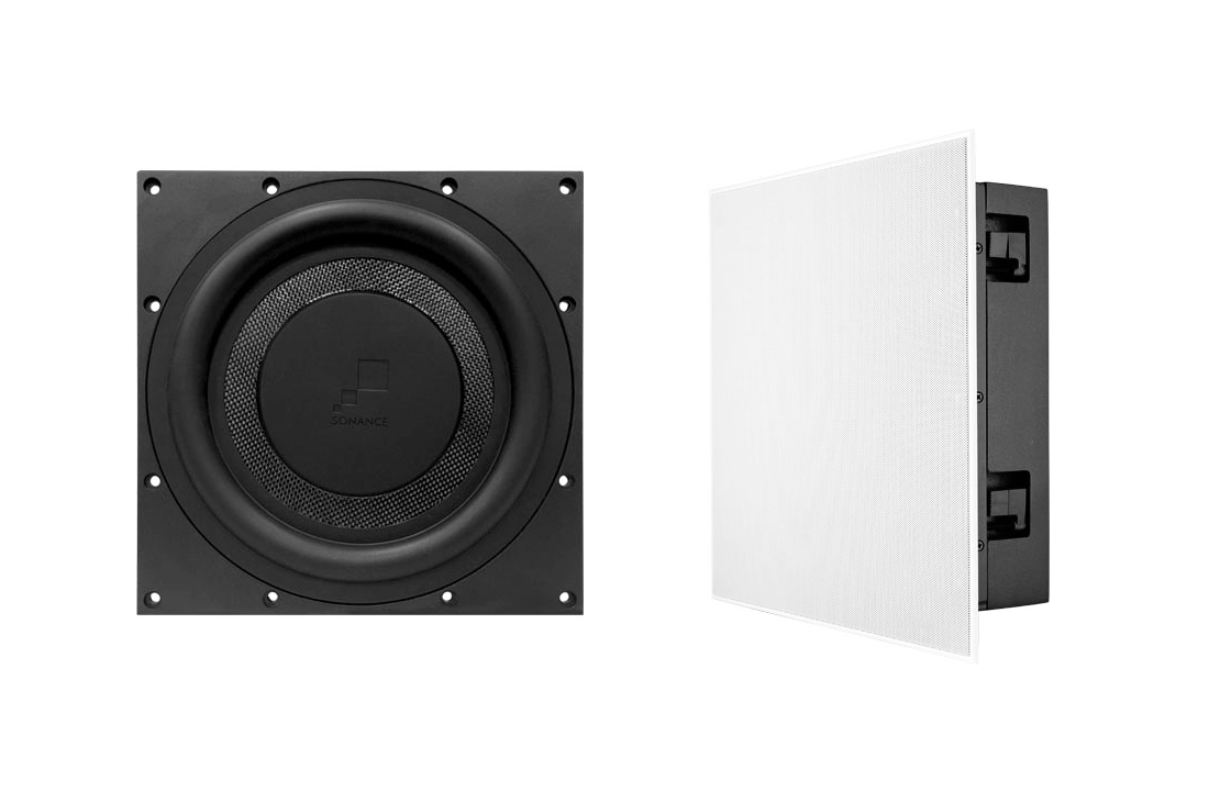 NJ In Wall Subwoofer For Whole House Audio Sonance Dealer