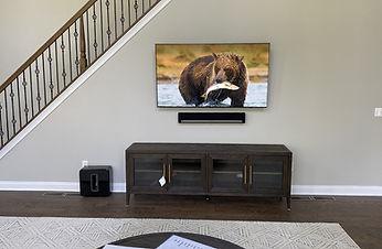 Hampton NY TV Installation.jpg