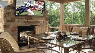 Outdoor TV Installation Ideas Manalapan NJSpring Lak