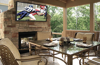 New Jersey Outdoor TV  Installation Comp