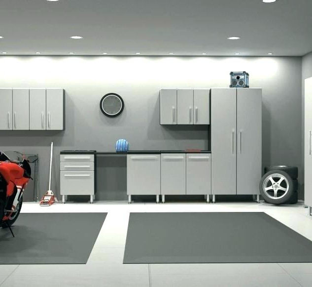 Holmdel NJ Car Garage Smart Lighting Ide