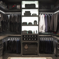 Walk In Closet Ideas With Crestron Home NJ