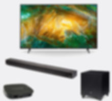 Sony TV Martin Logan Surround Sound Pack