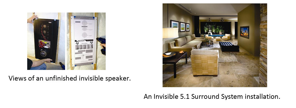 Invisible Speaker Principles