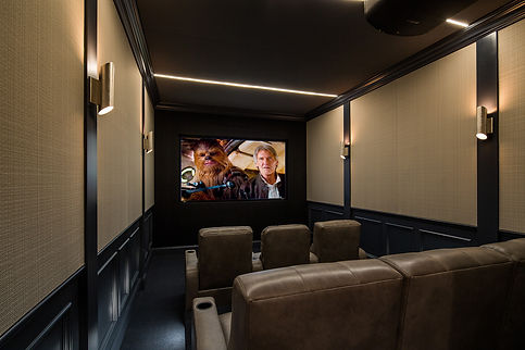 New Jersey Home Theater Showroom
