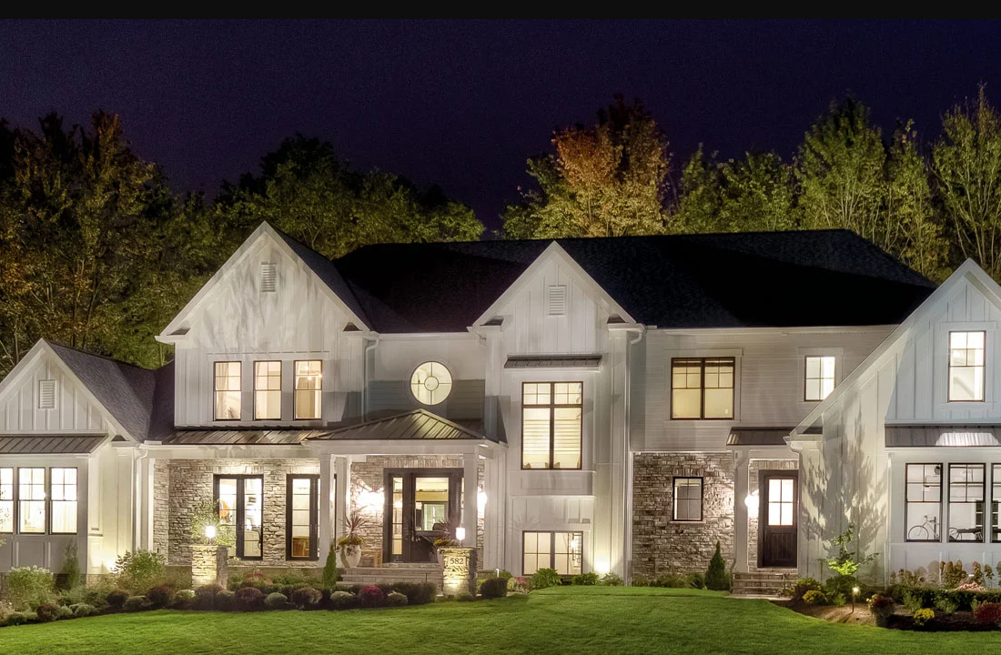 Outdoor Lighting Installation New Jersey