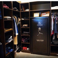 Walk In Closet Ideas And Family Safe Space NJ
