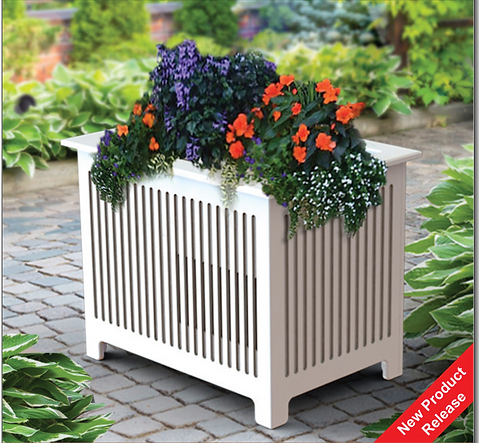 Ambisonic Outdoor Planter Speaker System