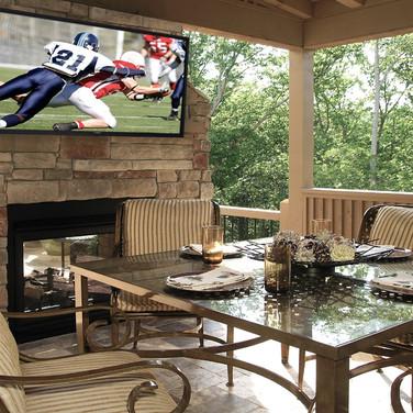 Outdoor TV Installation Short Hills NJ