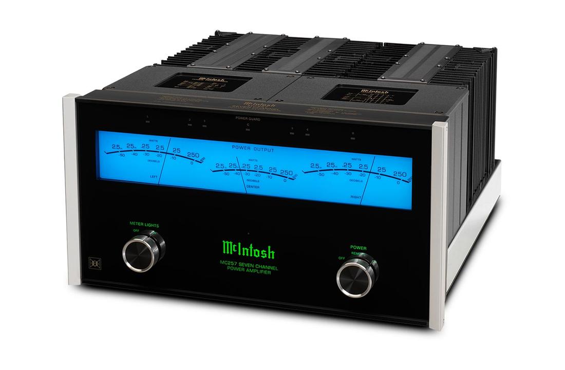 Mcintosh MC-257 Home Theater Amplifier