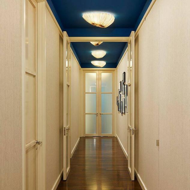 Smart Lutron Lighting Holmdel NJ Bedroom Hallway