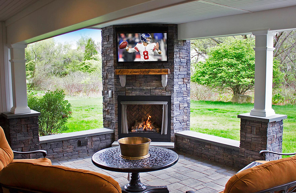 Outdoor TV Installation Facts and Tips