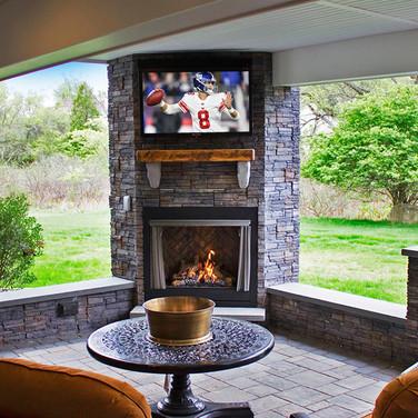 Outdoor TV Installation Ideas NJ