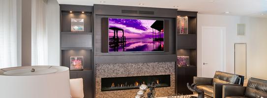 New Jersey TV Installation Swivel Mount.