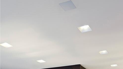 Sonance In Ceiling Square Speaker For Whole House Audio Speakers NJ