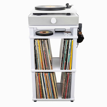 Affordable white Rack For Turntable.jpg