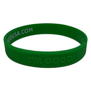COVID Wristband Green.jpg