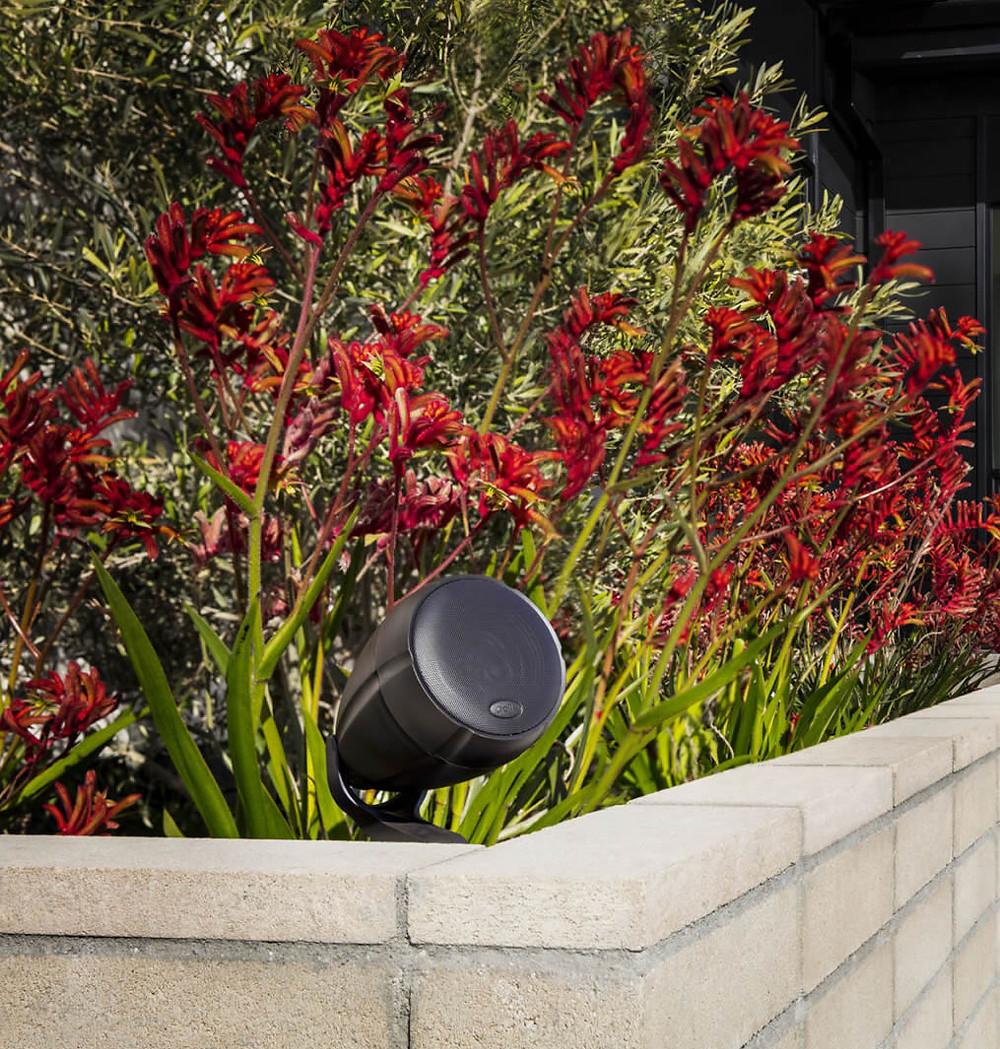 Polk Audio Outdoor Satellite Speaker for Landscape and Garden Speaker
