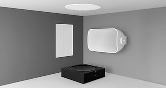 In-wall and In-Ceiling Speakers NJ