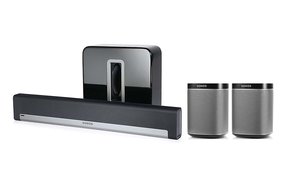 Multi-Room Audio And Setting Up Sonos In Your Whole House