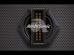 Ambisonic Speakers Home Theater and Outdoor Speakers