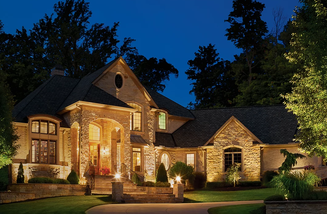New Jersey Shore Outdoor Lighting Installation