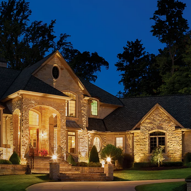 Outdoor Security Cameras And Lutron Lighting Installation