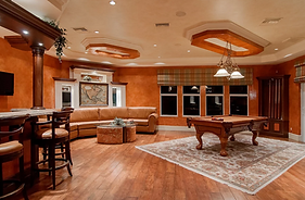 Basement Ideas Game and Bar Room NJ