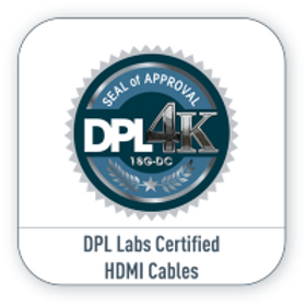 Supplier NY NJ DPL Labs Certified HDMI Cable