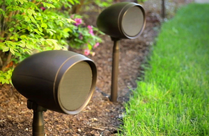 Teardrop Landscape Style Outdoor Speakers