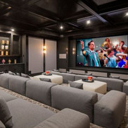 Basement Lounge Area Ideas