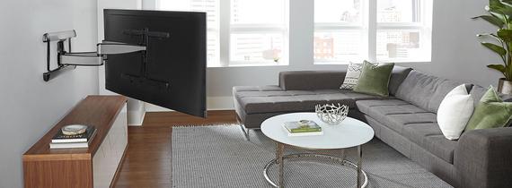 TV Installation Swivel Mount NJ