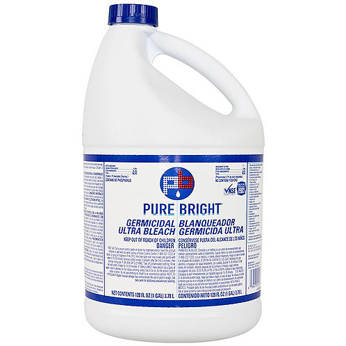 Germicidal Ultra Bleach For Janitorial Supplies from Pure Bright