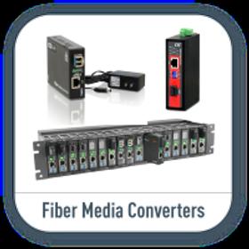 New Jersey Supplier Fiber Media Converters
