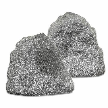 Outdoor Rock Speakers Installation NJ.
