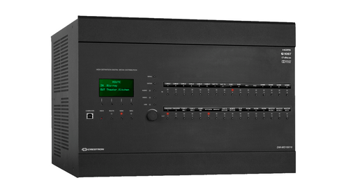 NJ Crestron Audio Video Switcher Dealer