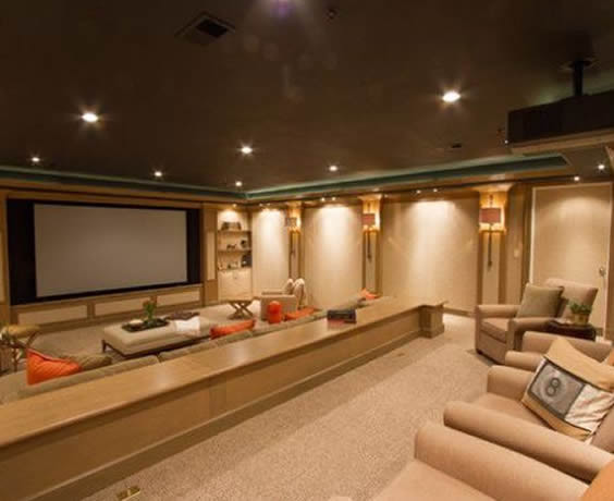 What does a home theater cost?