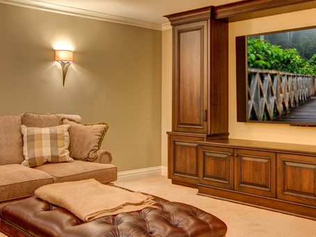 3 Steps To The Perfect Media Room