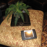 Crestron Home Automation Wireless Touchscreen For Basement Ideas