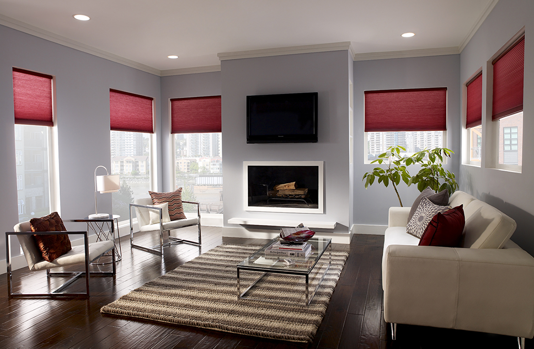 6 Benefits Of Motorized Shades