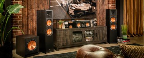 Surround Sound and Multi-Room Audio