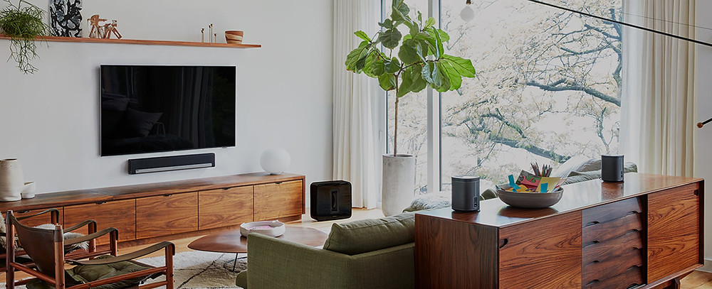 New Jersey Sonos Installations Most Popular