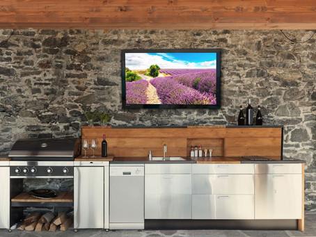 Outdoor TV Installation Ideas